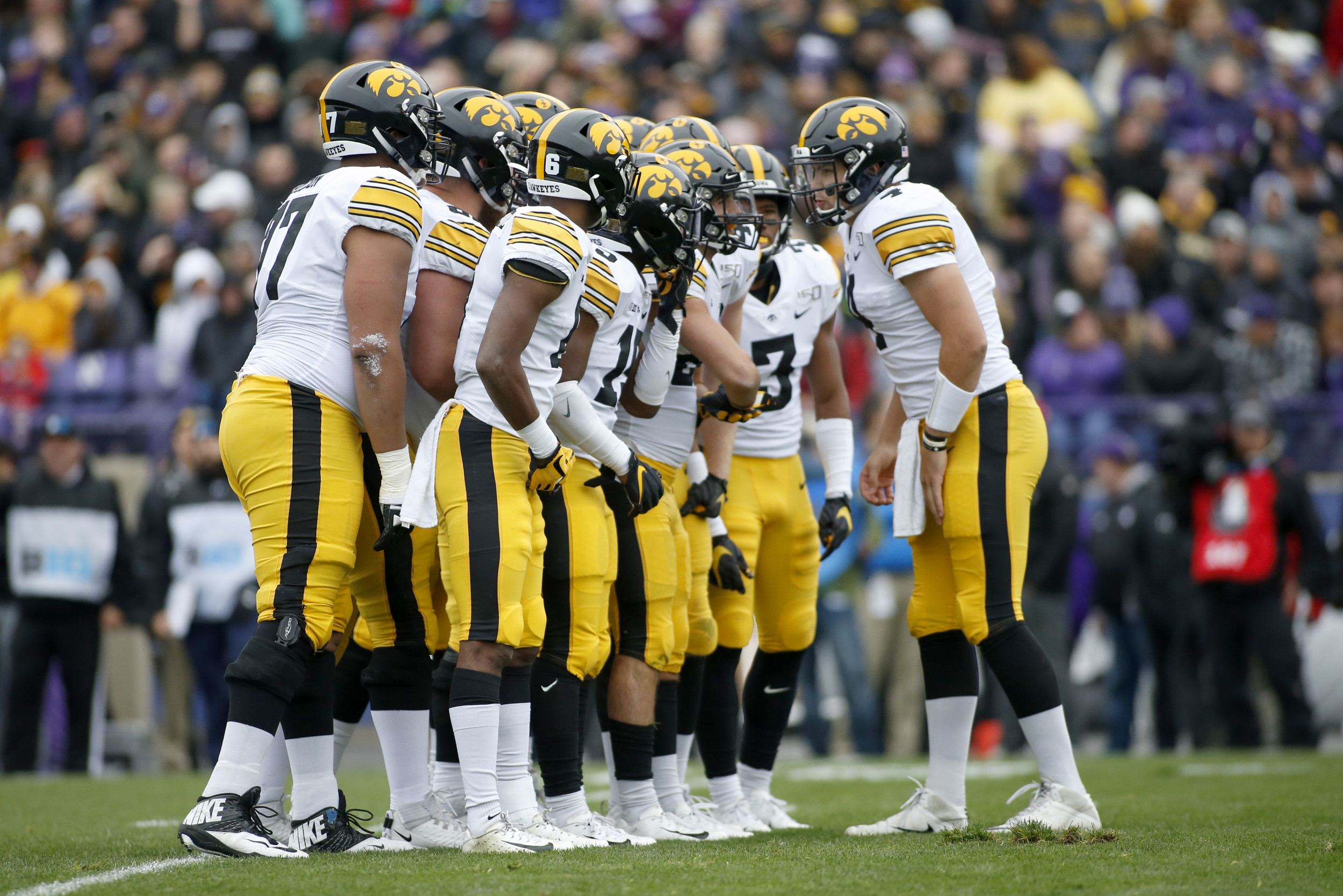 College Football Tv Schedule 2019 Where To Watch Iowa Vs