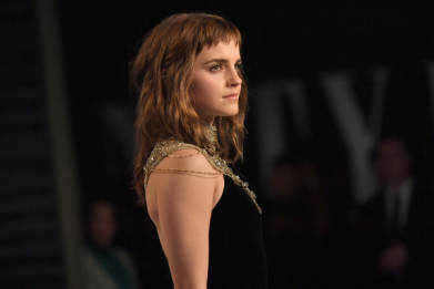 Emma Watson Says She's 'Self-Partnered' Not 'Single' and Twitter Freaks Out