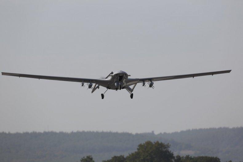 turkey drone attack northern iraq kurds