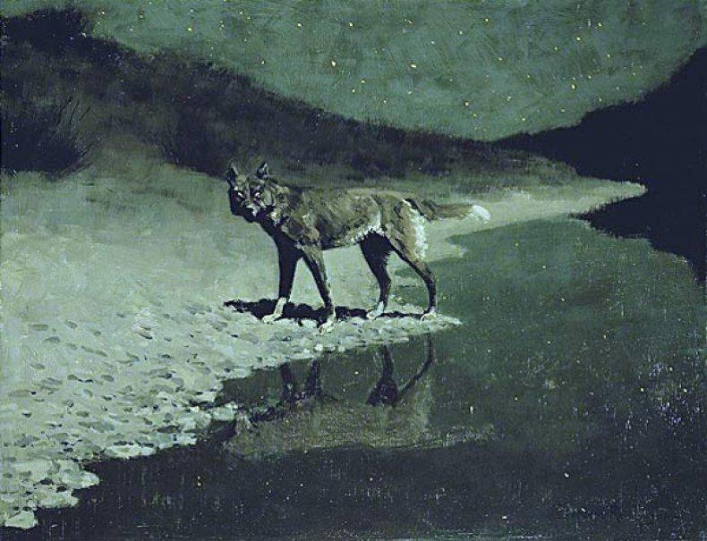 remington-painting-nocturnal-diablo