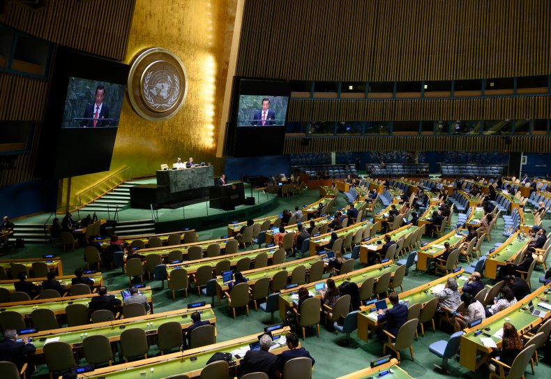 north korea united nations general assembly