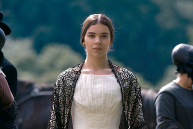 Hailee Steinfield in 'Dickinson' Depicts Unapologetic Creative Freedom