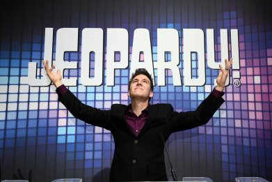 James Holzhauer Jeopardy!