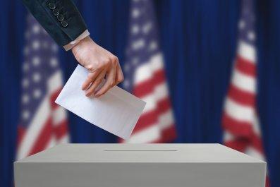 ballot box usa