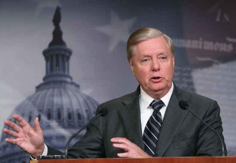 Lindsey Graham, Donald Trump, Ukraine, David Jolly