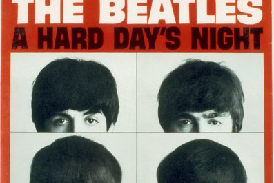 The beatles, A Hard Day's Night, getty,