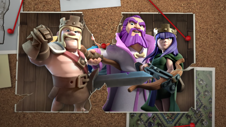 clash of clans town hall 13 hero