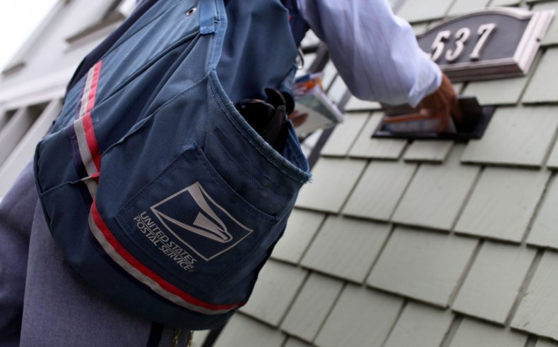 USPS Delivery