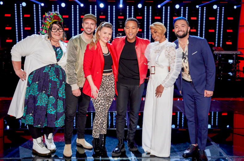 Which Contestants on 'The Voice' are Going to the Live Playoffs?