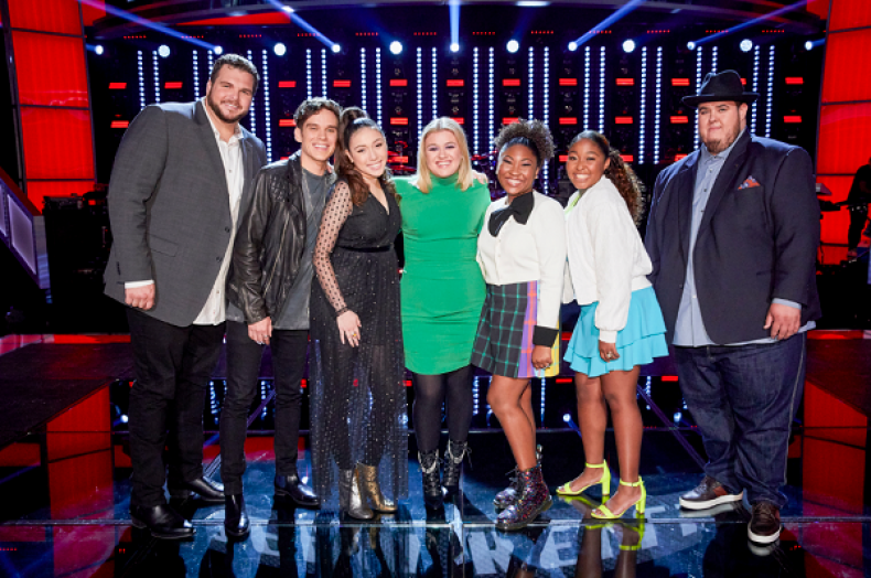 Which Contestants on 'The Voice' are Headed to Live Playoffs?
