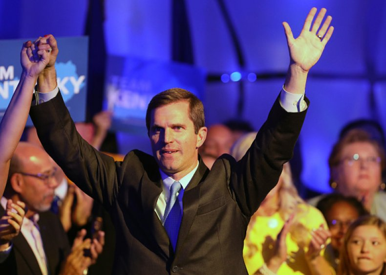 andy beshear kentucky governor 2019 election