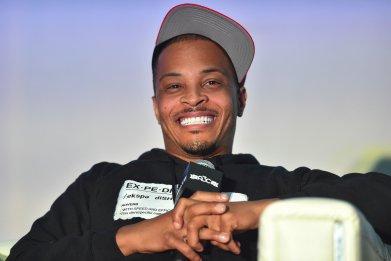 T.I. rapper