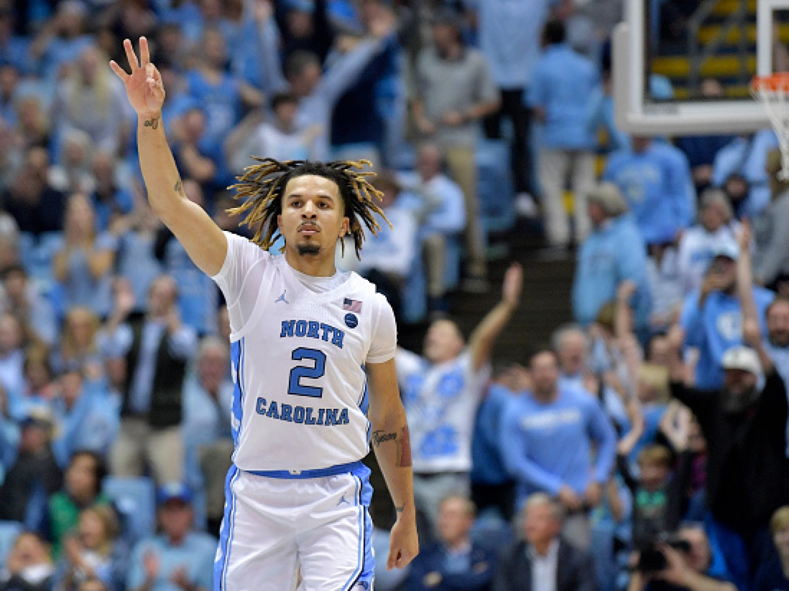 Who is Cole Anthony? Freshman Did Something at UNC That Even Jordan  Couldn't Do