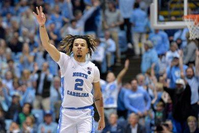 UNC Cole Anthony