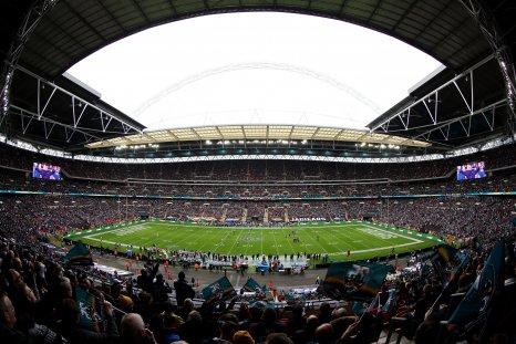NFL, Wembley Stadium, Jacksonville Jaguars