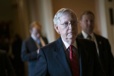 Mitch McConnell Kentucky Republican 2020 election Senate