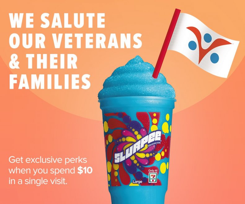 7-eleven veterans day