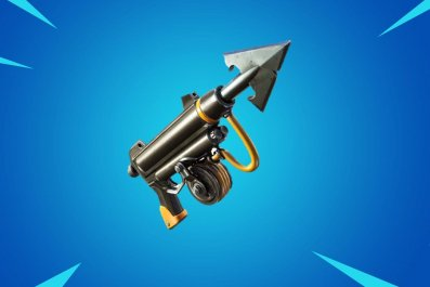 fortnite harpoon gun 244 update