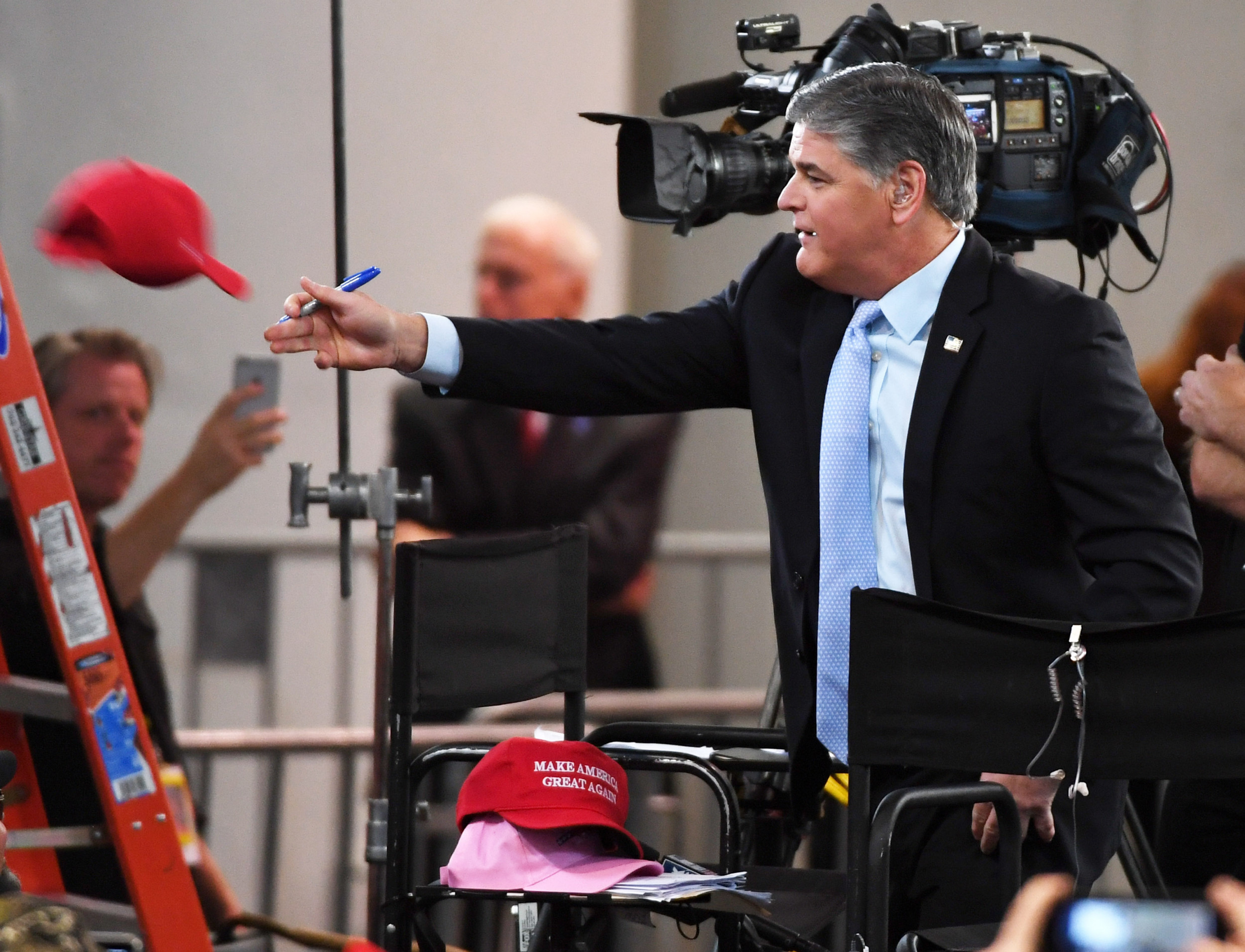 Sean Hannity Was Told to Stop Covering Claims About Ex-Ukraine Ambassador by State Department, Diplomat Claims - Newsweek
