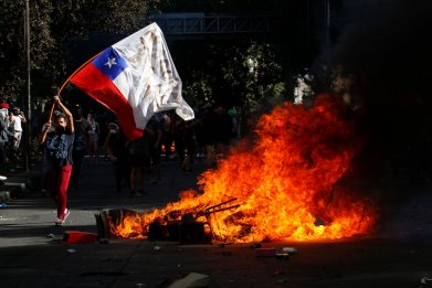 Chile, Protests