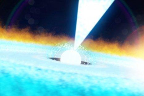 pulsar SAX J1808.4-3658