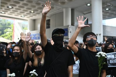 Hong Kong, student, death, activists, justice, police