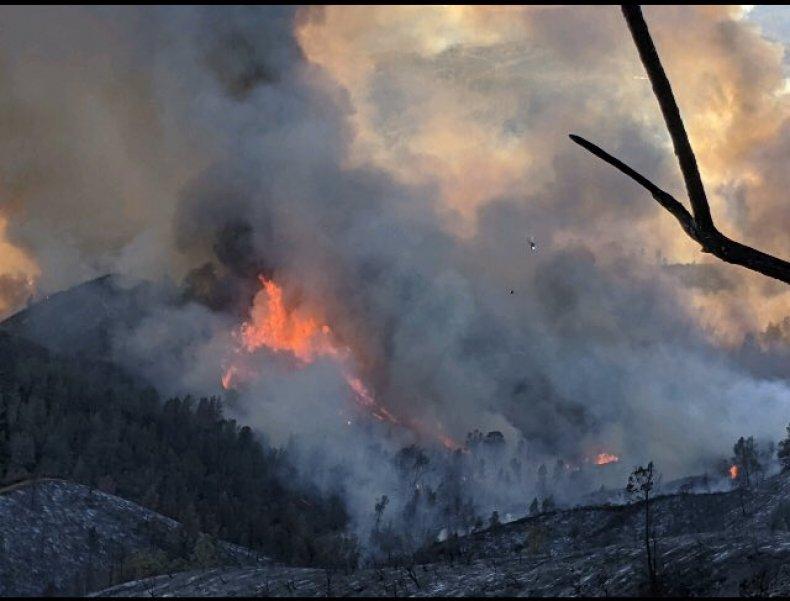 ranch fire update california wildfire