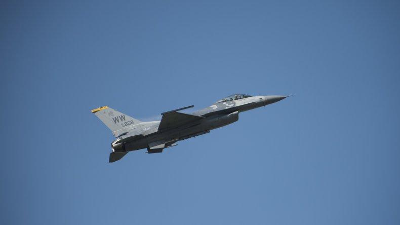 us air force f16 japan