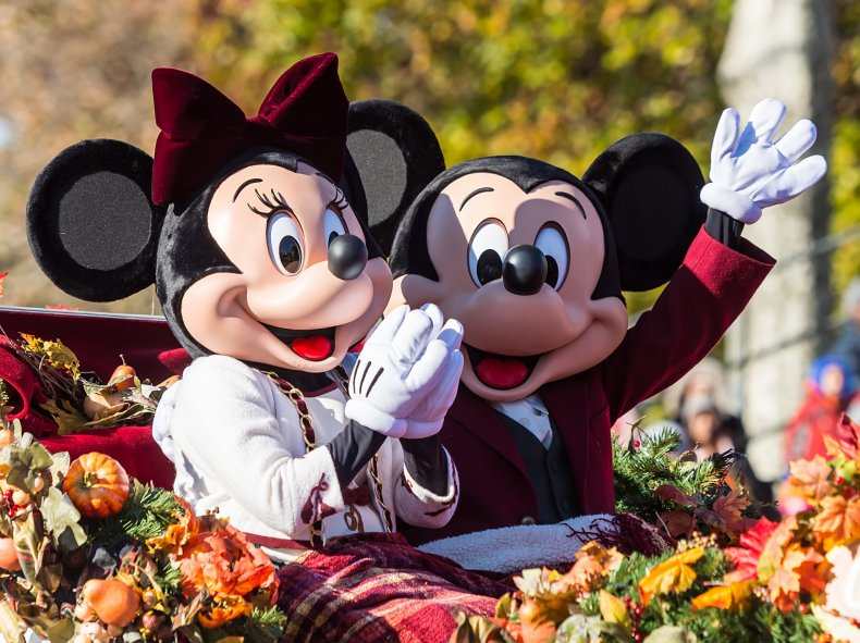 Mickey Mouse Minnie Mouse Disney