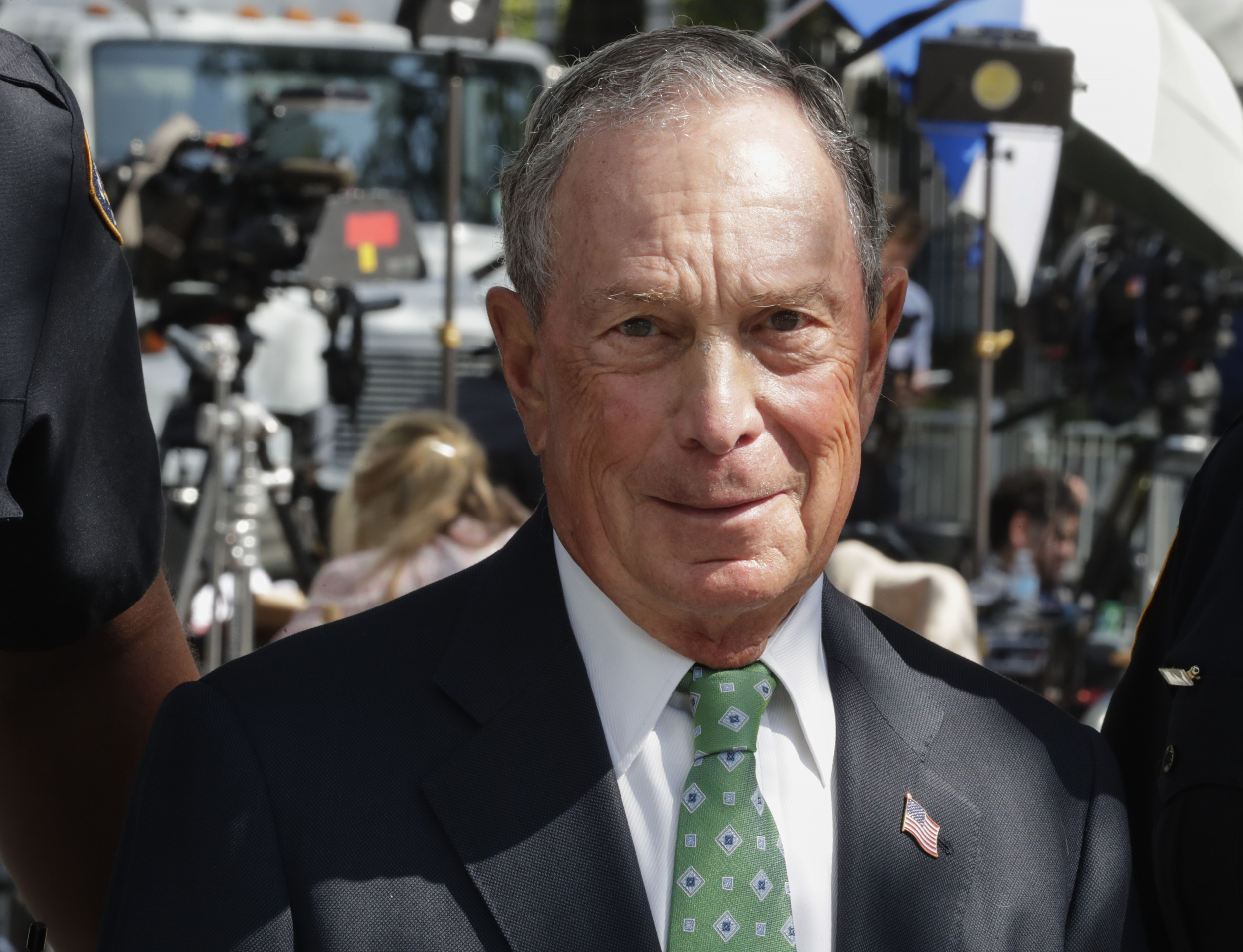 <b>George Conway Joins Others in Calling for Michael Bloomberg to Buy Fox News</b>