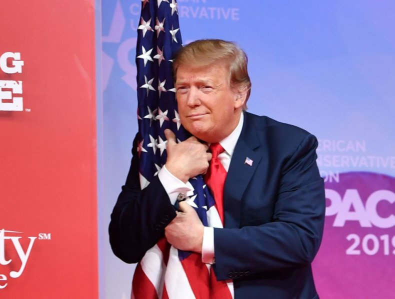 donald trump nationalism