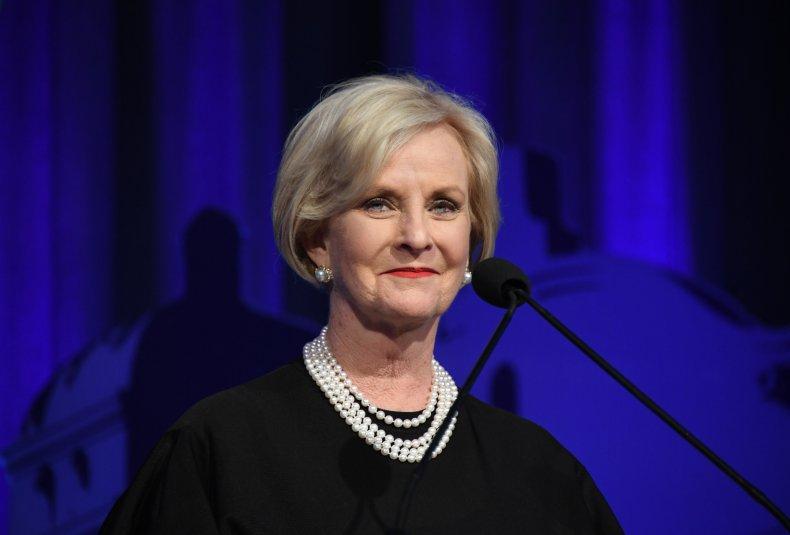 Cindy McCain Axe Files