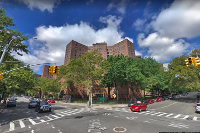 Bronx River Houses
