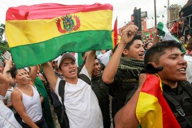 Bolivia, coup, Ilhan Omar, Evo morales, military