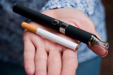 smoking, vaping, e-cigarette, tobacco, stock, getty