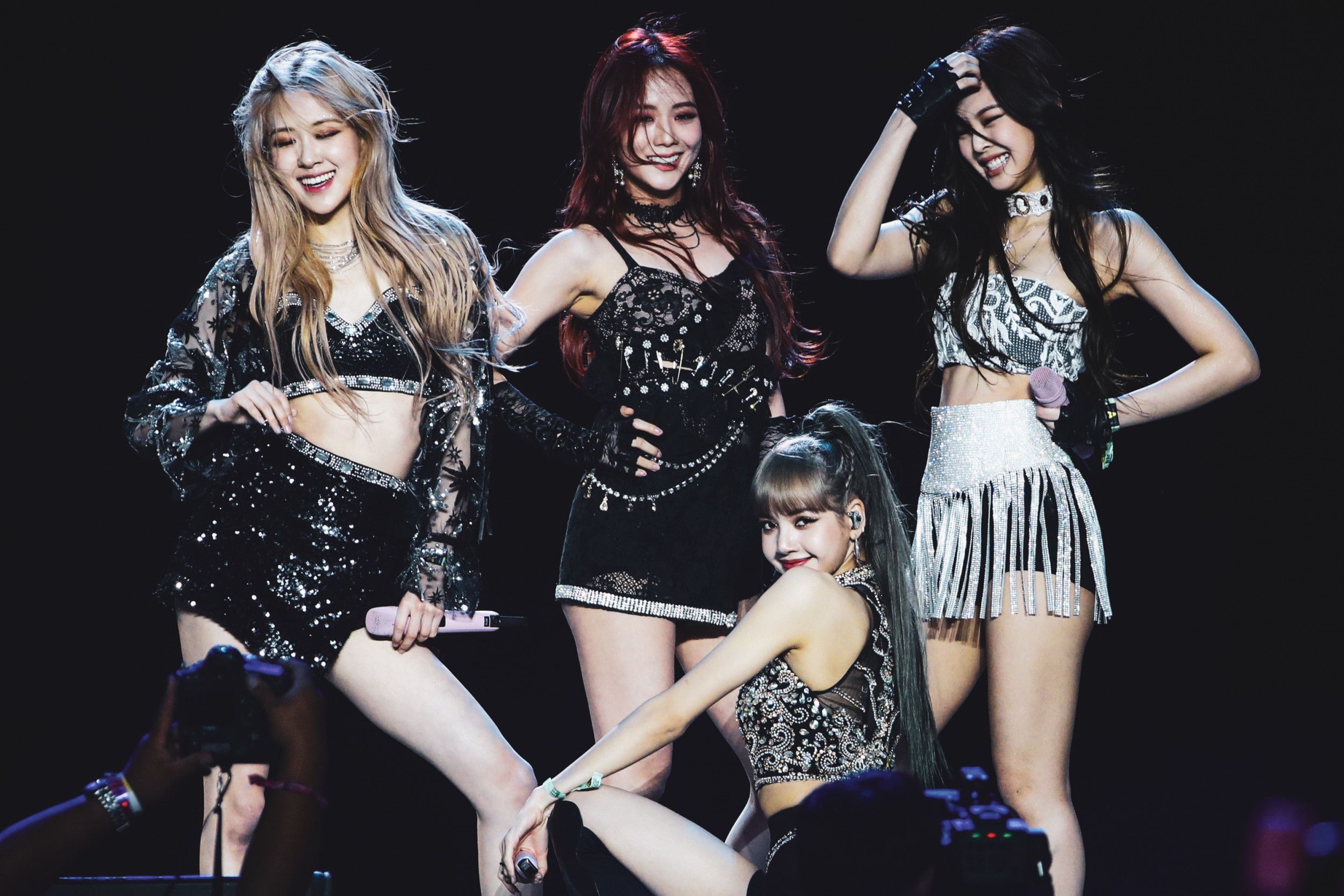 Hituwiththat1b Trends As Blackpink Becomes First K Pop Group