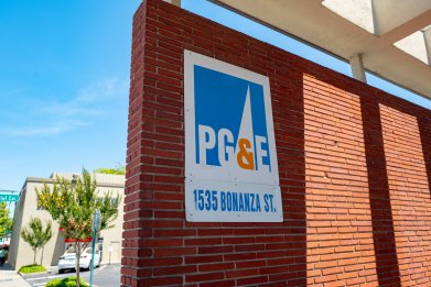 pg&e california