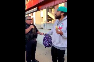 SF BART arrest