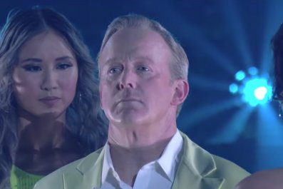 Sean Spicer on DWTS