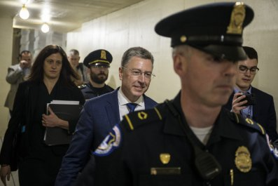 Kurt Volker, Ukraine, Resign, Donald Trump, scandal