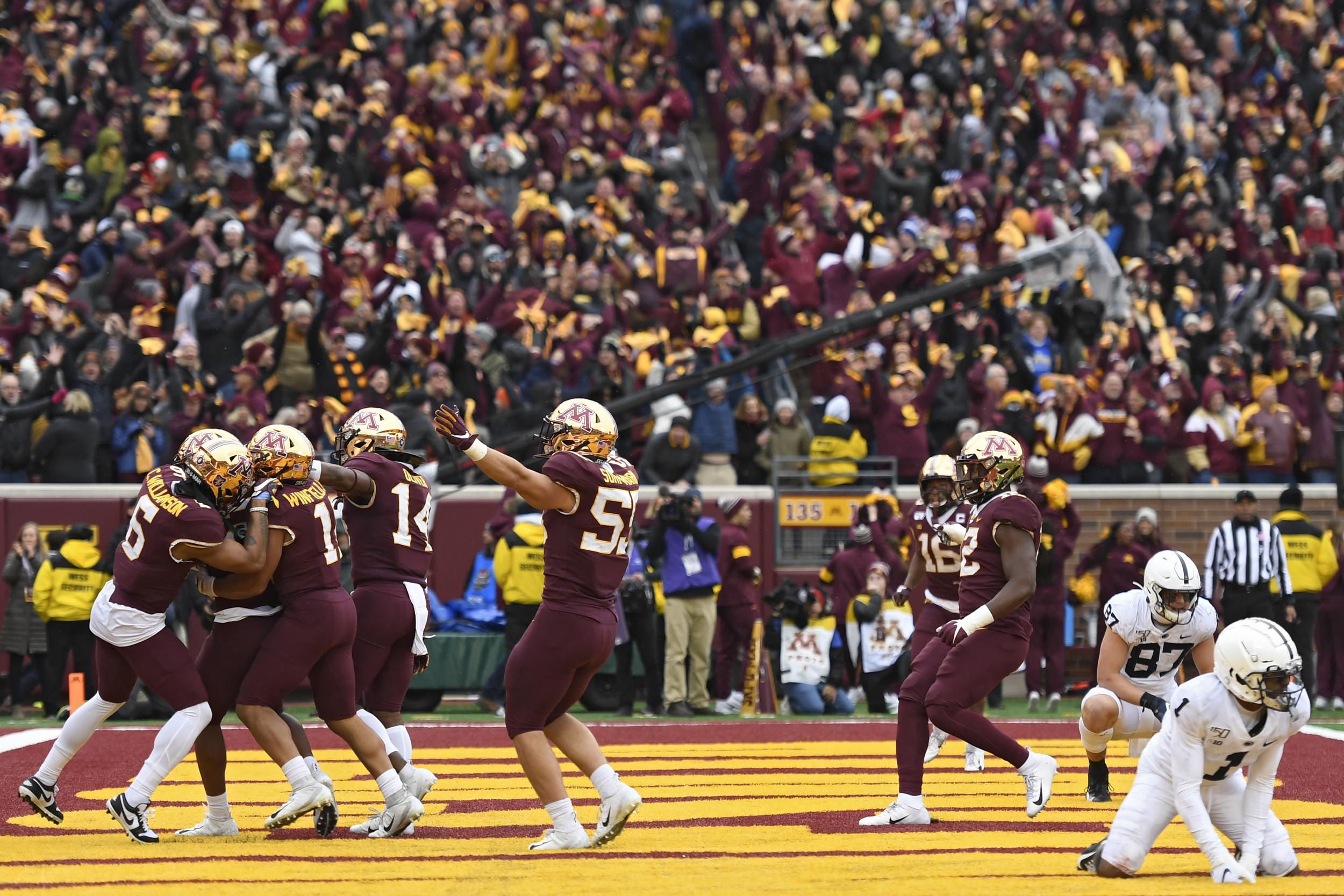College Football 2019 Where To Watch Minnesota Vs Iowa Tv