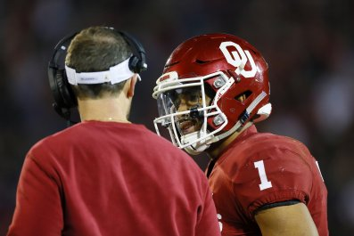 Jalen Hurts, Lincoln Riley, Oklahoma Sooners