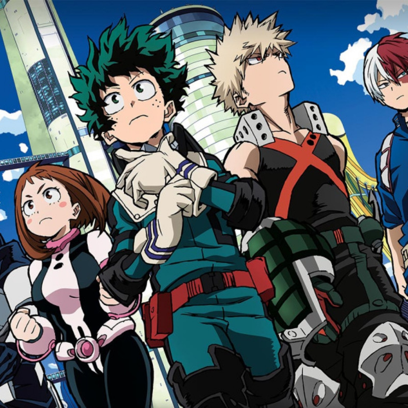 My Hero Academia' Becomes First Manga to Crack Top of Newly ...