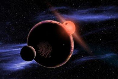 exoplanet, red dwarfs