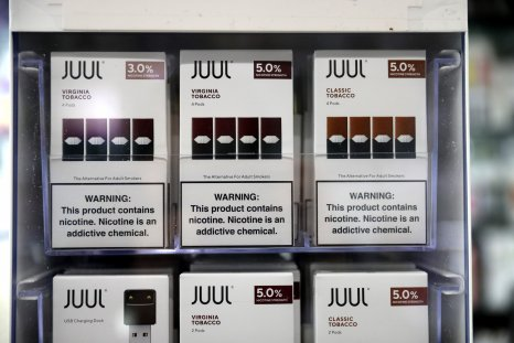 Juul Suspends Sales Of All Flavored E-Cigarettes