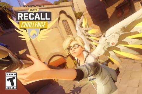 mercy's recall challenge overwatch dr ziegler skin