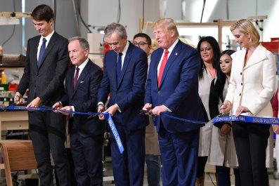 Ivanka Trump Job Creation