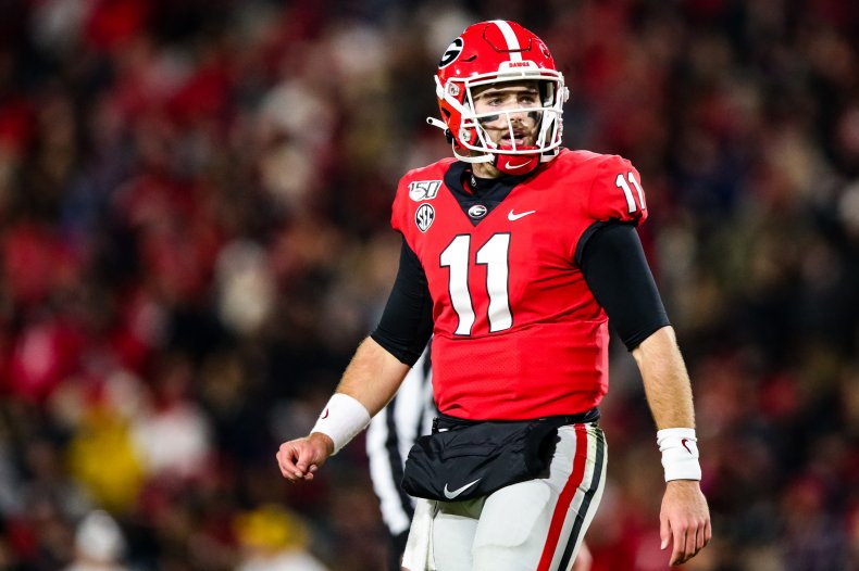 Jake Fromm, Georgia Bulldogs