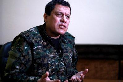SDF, Mazloum Kobane, US, Turkey, Syria, ISIS