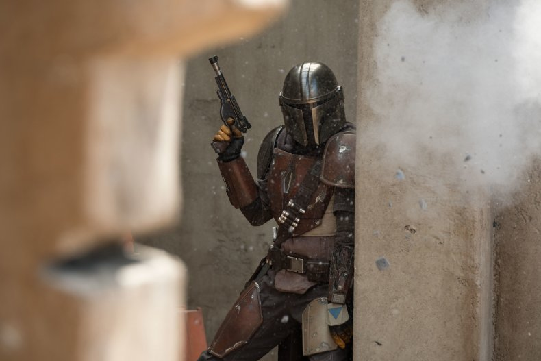 The Mandalorian (Press asset image)
